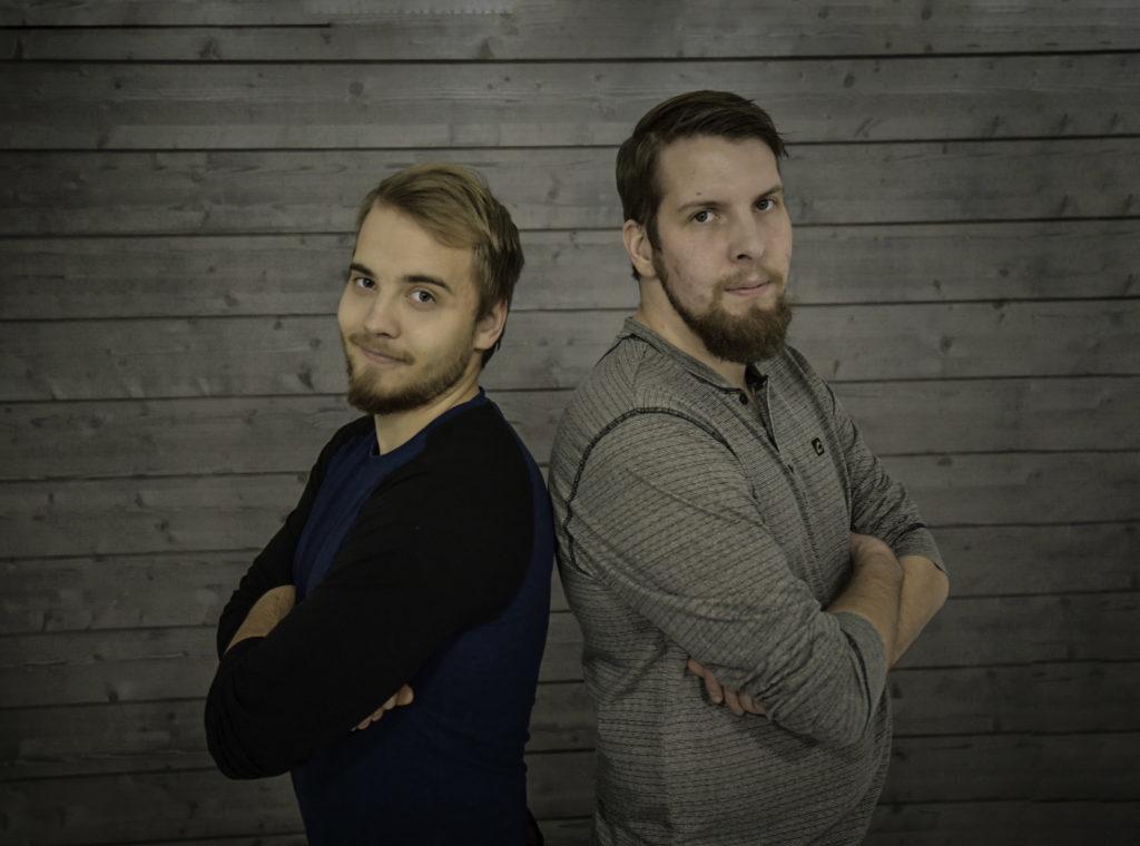 Kynix Oy: Ville Lehtinen & Kyösti Nikula