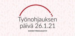 Työnohjauksen päivää vietetään 26.1.2021